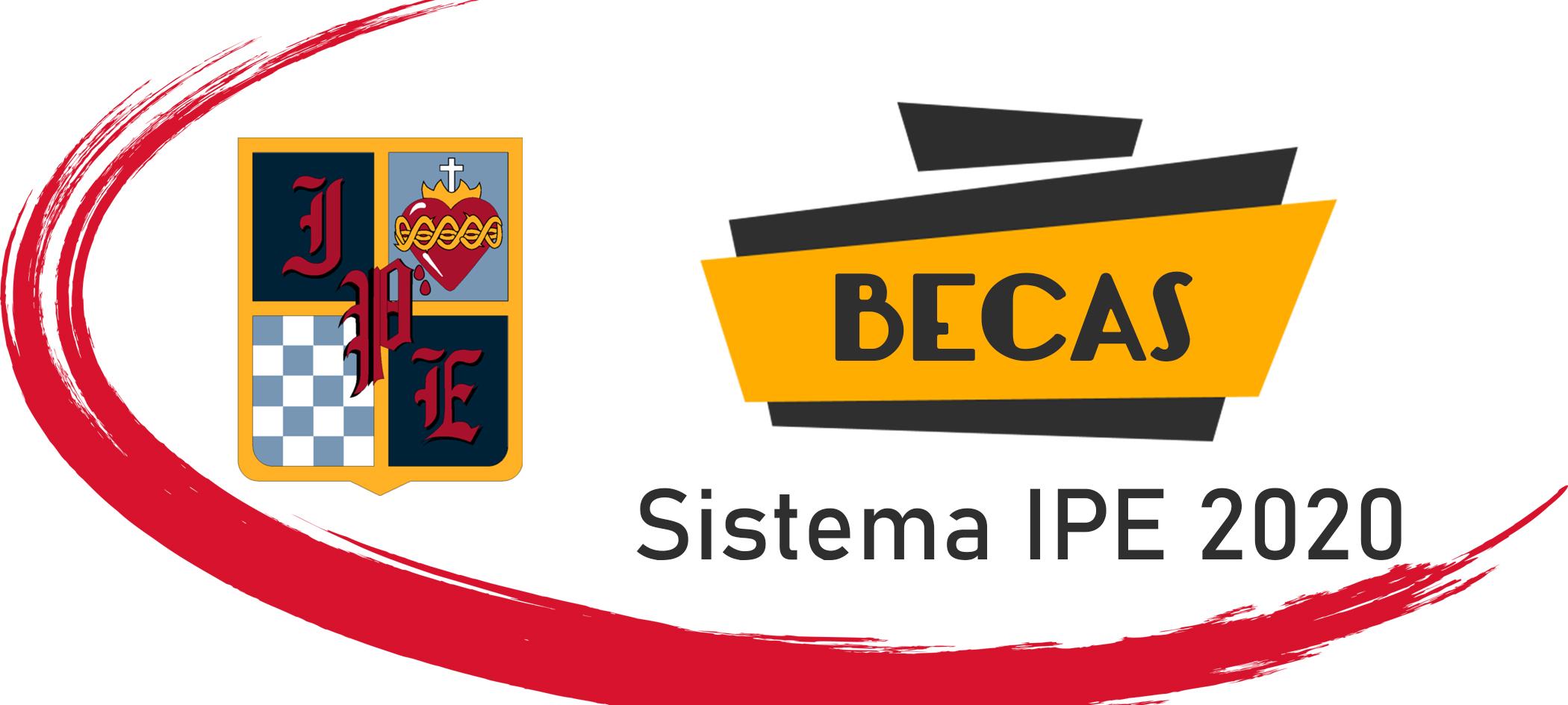 Sistema de Becas IPE 2020